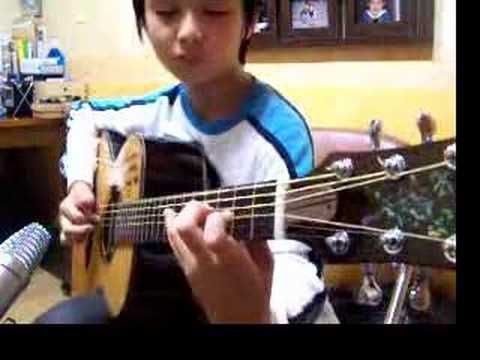 Wake me up when september ends - Sungha Jung
