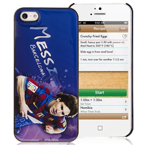 Leo Messi iPhone 5 5S Cover Case - Famous Football Player Decal For your Smartphone #cellz.com #leomessi #messi #iphone5 #apple #smartphone #casecover #football #famous #celebrity #cover #discount #iphonecase $6.10