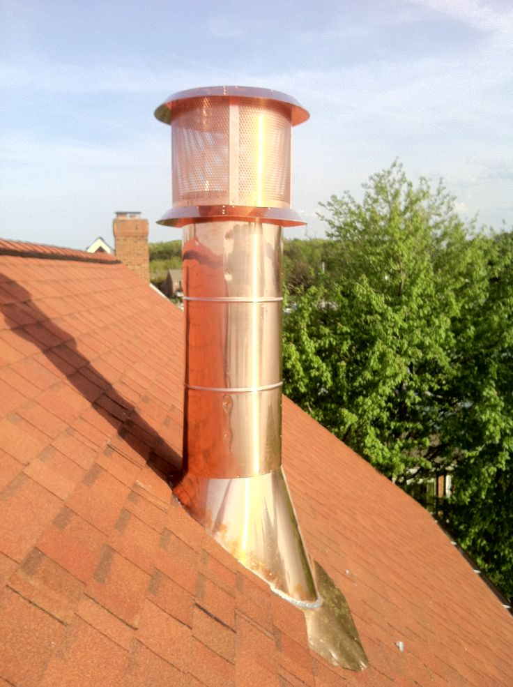 Copper Innovations Page Chimney Design Chimney Cap Copper