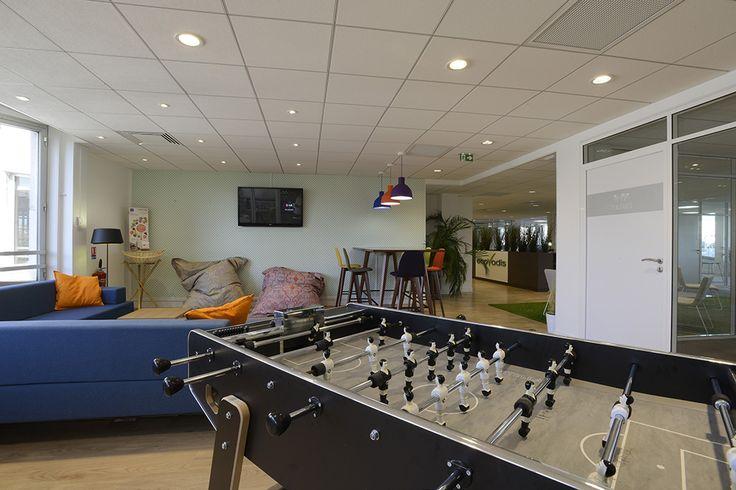 les 25 meilleures id es concernant bureau de salle de. Black Bedroom Furniture Sets. Home Design Ideas
