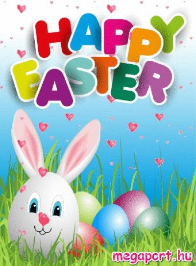 Happy Easter Gif eCard