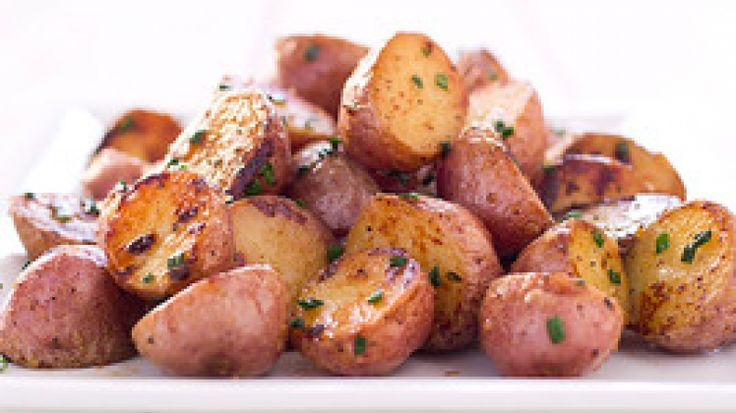 One Pan Braised Potatoes - America's Test Kitchen. The easiest and yummiest pan fried potatoes I've ever made!