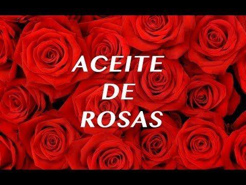 Aceite de rosas. Ecodaisy - YouTube