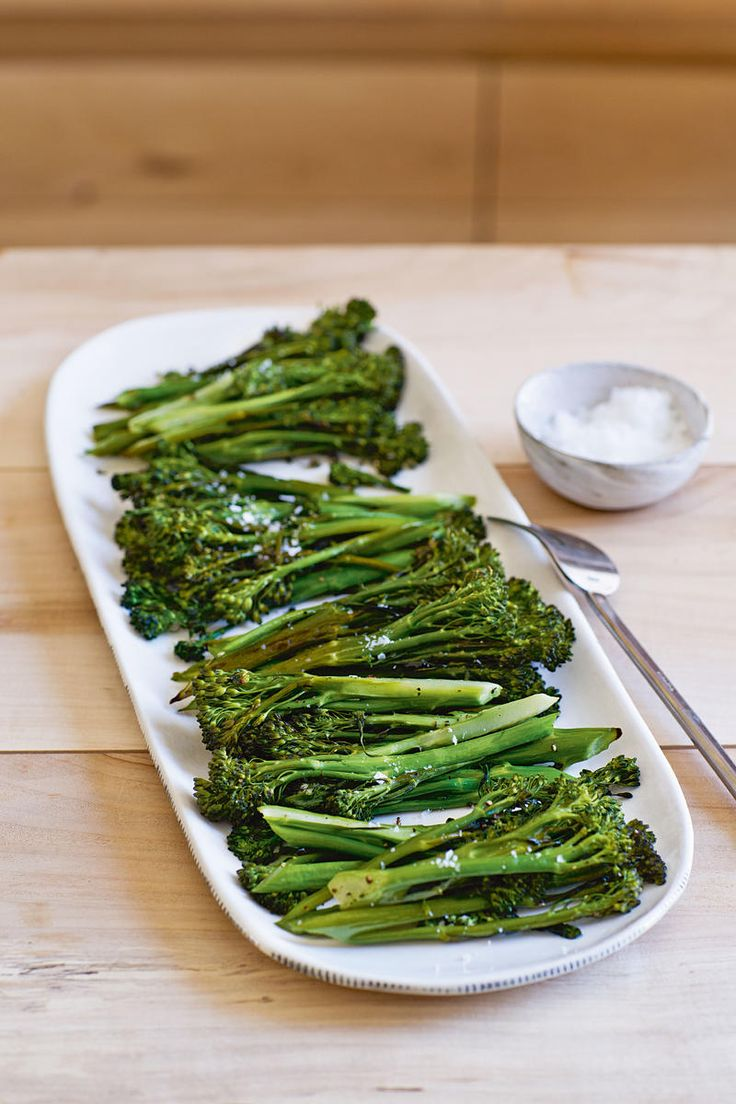 Ina Garten's Recipe for Roasted Broccolini