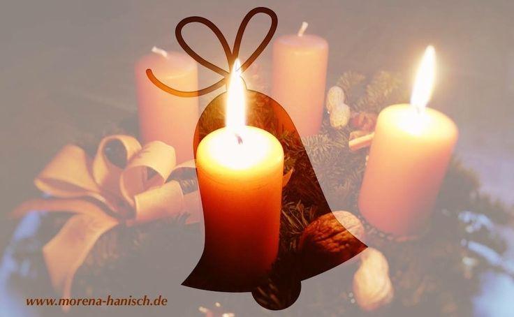 """""""Das Licht einer Kerze verliert nicht an Helligkeit, wenn es andere Kerzen ansteckt."""" (Sergio Bambaren)  Ich wünsche Ihnen einen schönen 2. Advent."""