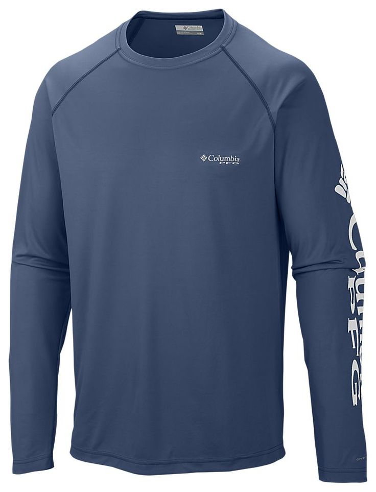 Columbia Terminal Tackle PFG Logo Long Sleeve T-Shirt for Men | Bass Pro Shops