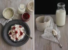 comment faire une faisselle sans fromagère sur le Boudoir Gourmand