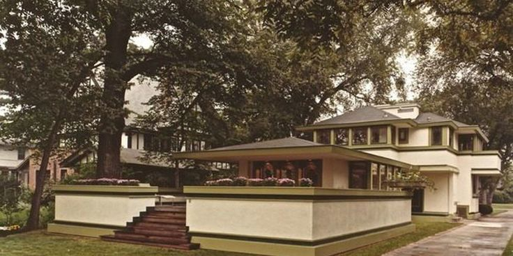 Historic Frank Lloyd Wright Home, River Forest, IL