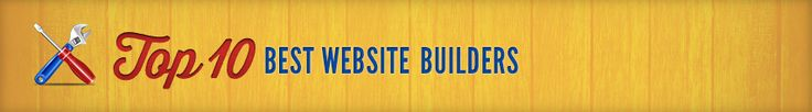 2014 Top 10 Best FREE Website Builders