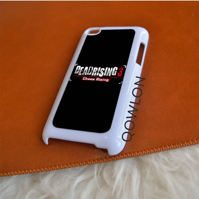 Dead Rising 3 Chaos Rising iPod Touch 4 | 4TH GEN Case