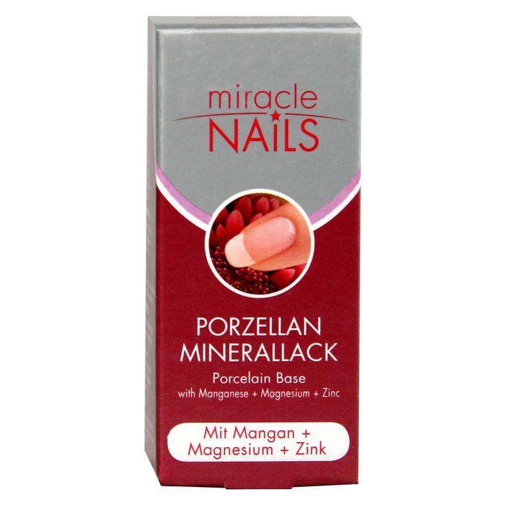 MIRACLE Nails Porzellan Minerallack 8 Milliliter online bestellen - medpex Versandapotheke