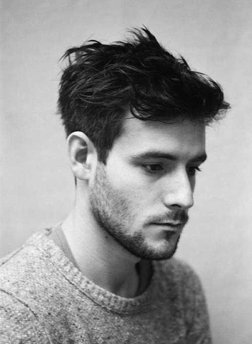 Mens Wavy Hairstyles New 18 Best Hairstyles 4 Men Images On Pinterest  Men's Haircuts Male