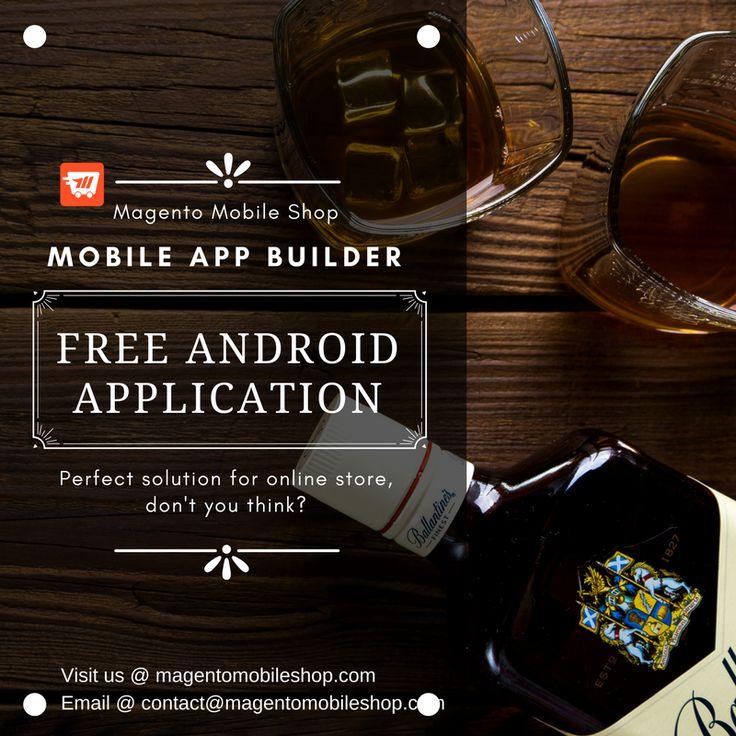 Free #Magento2 mobile App builder