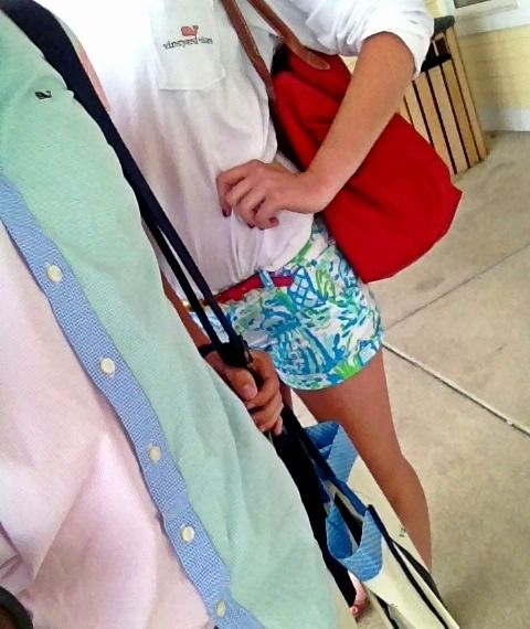 preppy-monstahhh: School today