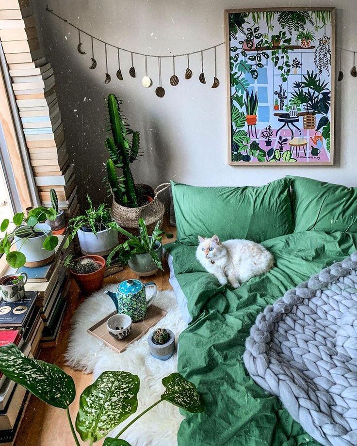 Bohemian Bedroom And Bedding Design Ideas