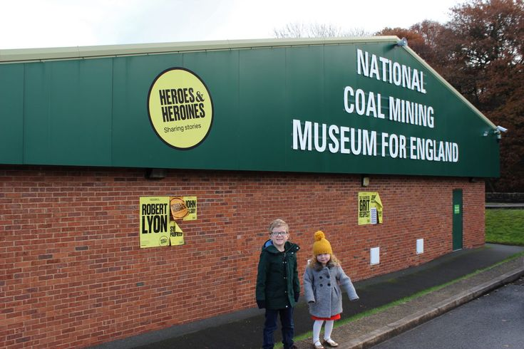 National Coal Mining Museum for England (NCMME). Days out in Yorkshire with kids