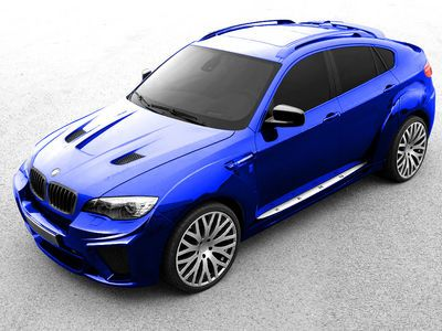 X6 - BMW X6 Tuning - SUV Tuning more cool pics - http://extreme-modified.com/top-10-extreme-cars/