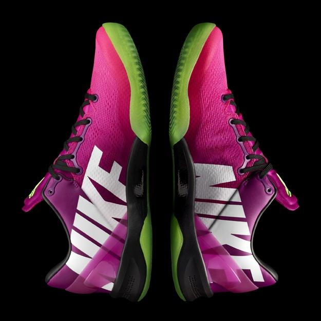 New Style Nike Kobe 8 MC Mambacurial Blue Black White
