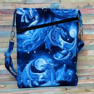 PUBka vycházková - Blue dragons