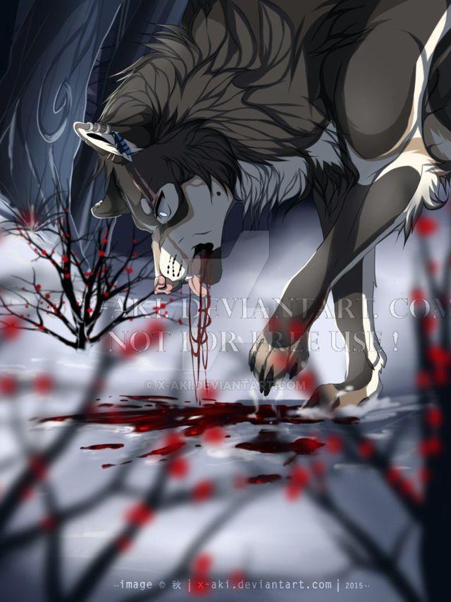 эти картинки раненых волков виноградов, которым страшна