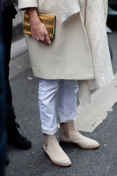 WHITE JEANS- Part 3 | Mark D. Sikes: Chic People, Glamorous Places, Stylish Things