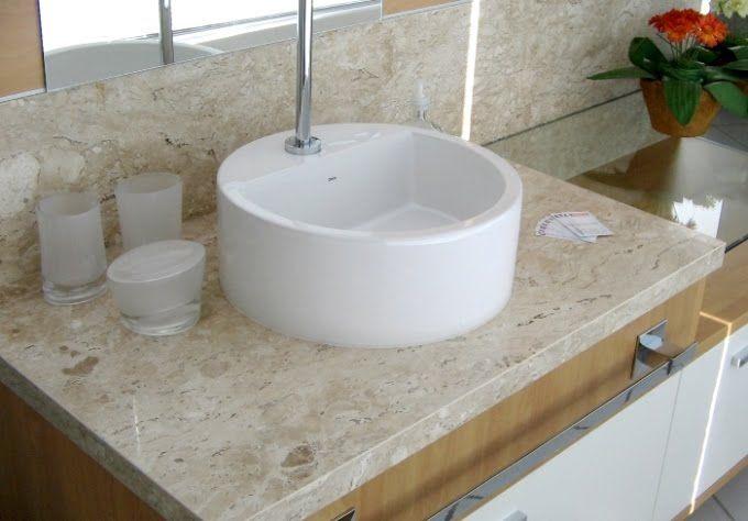 Cubas Pia Banheiro marmore travertino  Resultados Yahoo Search da busca de i -> Pia Banheiro Cris Metal