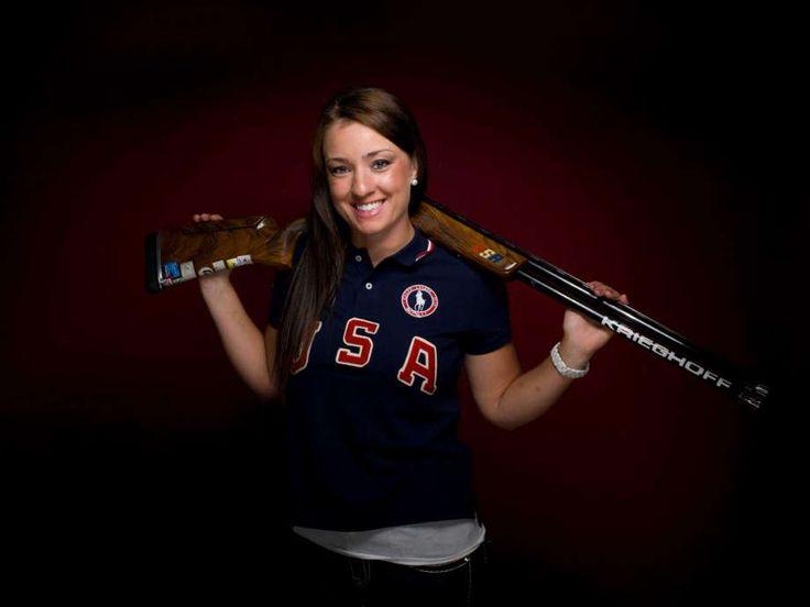 Olympic shooters thrust into gun-control debate