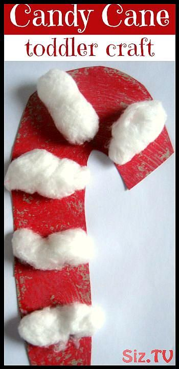 Candy Cane Toddler Craft    Easy Christmas Desserts Candy Cane Toddler Craft    … – Leatha Boehm