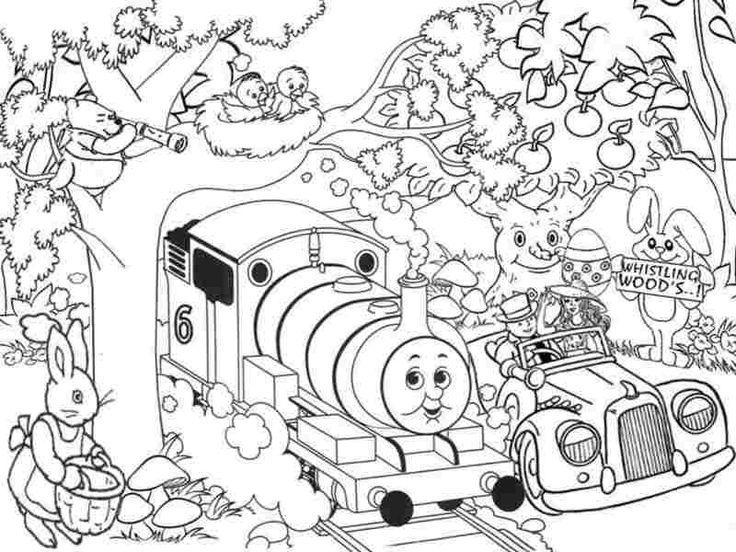 248 best Thomas the Train images on Pinterest | Páginas para ...