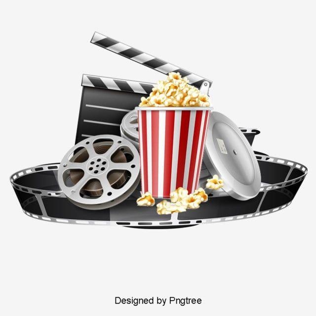 Filme De Pipoca Pipoca Filme O Filme Imagem Png E Psd Para Download Gratuito Movie Clipart Cinema Popcorn Film