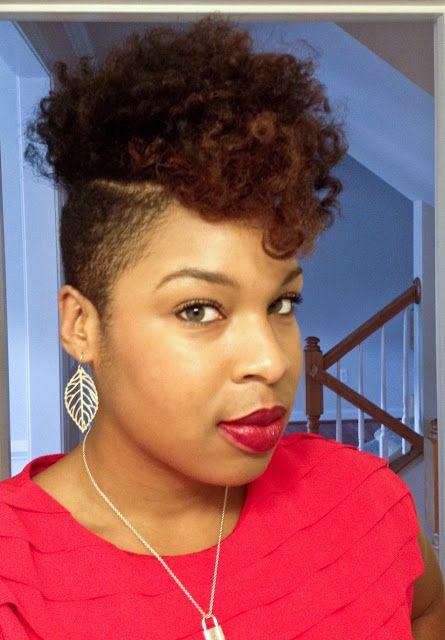 Marvelous 1000 Images About Mohawks On Pinterest Mohawk Hairstyles Black Short Hairstyles For Black Women Fulllsitofus