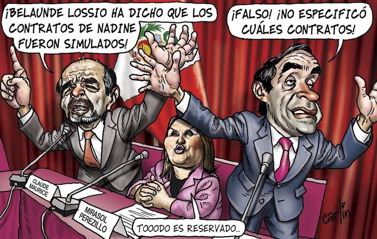Carlincatura del Viernes 14 de Agosto, 2015 | Noticias del Perú | LaRepublica.pe