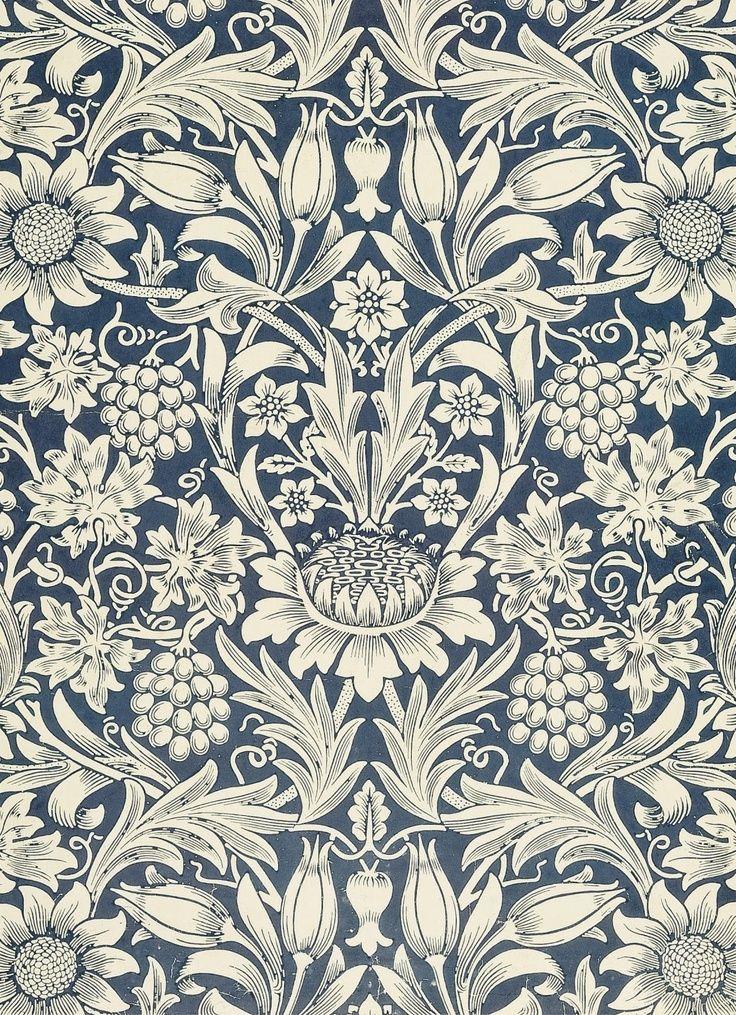 836f4481a8754fce11127f74630752c4--william-morris-wallpaper-fabric-patterns.jpg (736×1015)