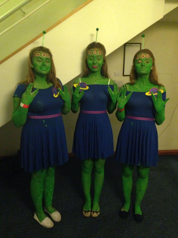 Toy story aliens -Halloween fancy dress