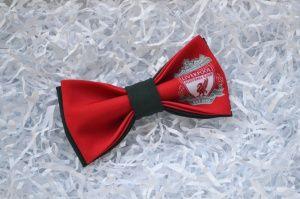 бабочка с эмблемой ФК Ливерпуль