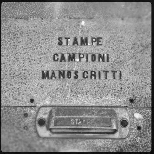 Le vecchie insegne di Santa Maria Novella