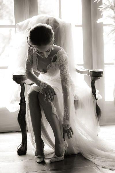 lace Inbal Dror gown…