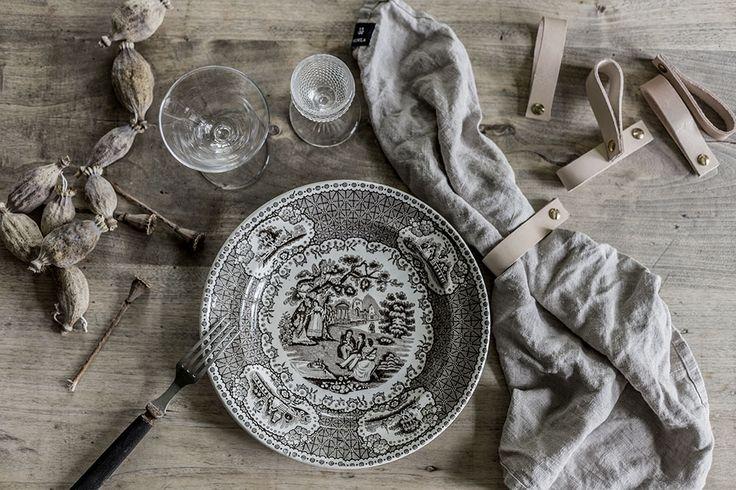 DIY – serveringar av läder