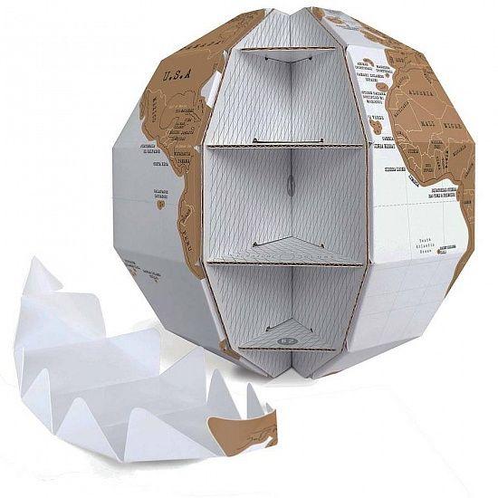 История от @razverni   23 мая 1928 года началась арктическая экспедиция на дирижабле «Италия» Глобус путешественника с защитным слоем (Scratch Globe) Артикул: R0695, 1 950 Р, 65 бонусов