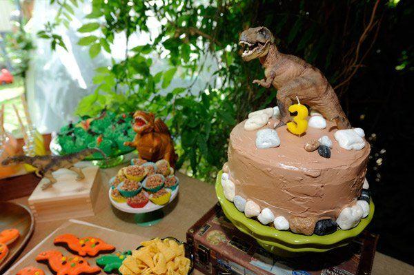 Dinosaur Birthday Party Dc Image Inspiration of Cake and Birthday