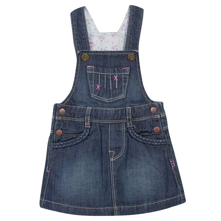 #babygirl #blue #salopette #casual  #ss15 #denim #dress #zgeneration  http://it.zgeneration.com/it/catalog/Abito-salopette-in-denim,2934016.html?axe2=3M&catalogParam%5BtopicId%5D=1935765