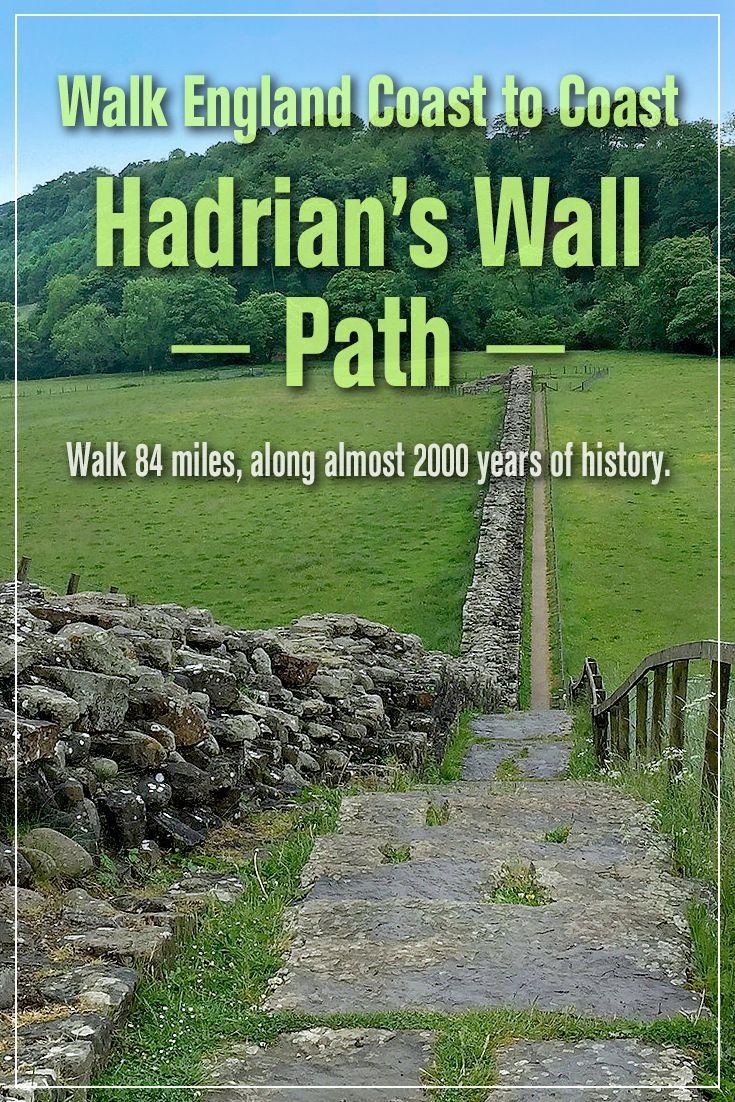 Hadrian's Wall Walk West to East   TouristSite