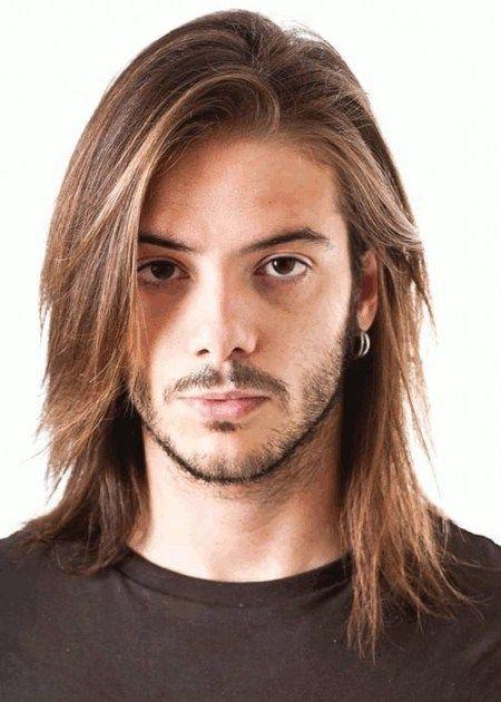 Frisur Für Männer Lange Haare Haarschnitt Männer Frisuren