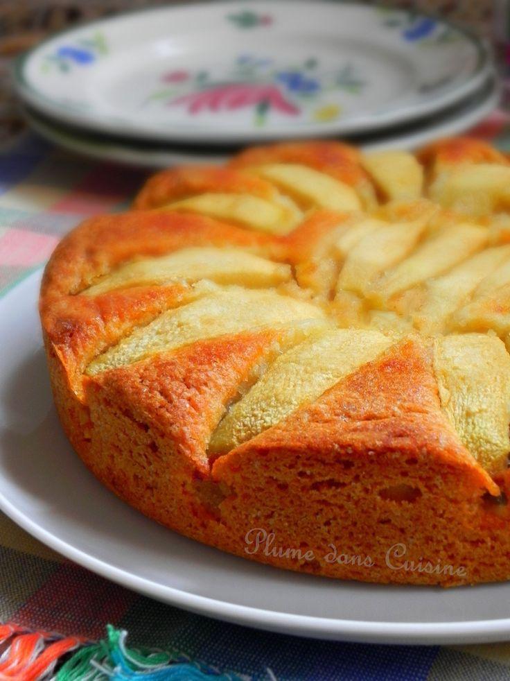 gâteau aux pommes (8)