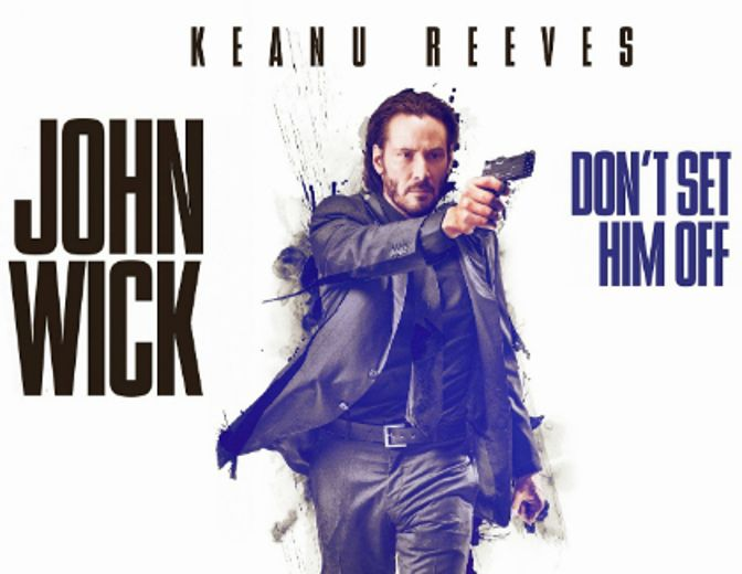 John Wick: Chapter 2 (February 10, 2017) an action film. Stars: John Leguizamo, Lance Reddick, Ian McShane, Ruby Rose, Common, Peter Stormare, Laurence Fishburne, Bridget Moynahan, Directed by Chad Stahelski, David Leitch. Written by Derek Kolstad  The action continues as John Wick continues to do what he does best....