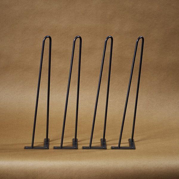 62 best atx office inspiration images on pinterest set design desks and exhibit design - Dawanda hairpin legs ...