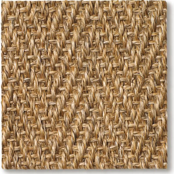 Alternative Flooring Herne Sisal Carpet is a straw coloured herringbone carpet, with some darker flecks to add variation.