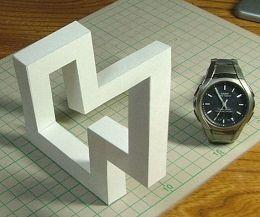 Optical Illusion of 高校数学教材-ikemath