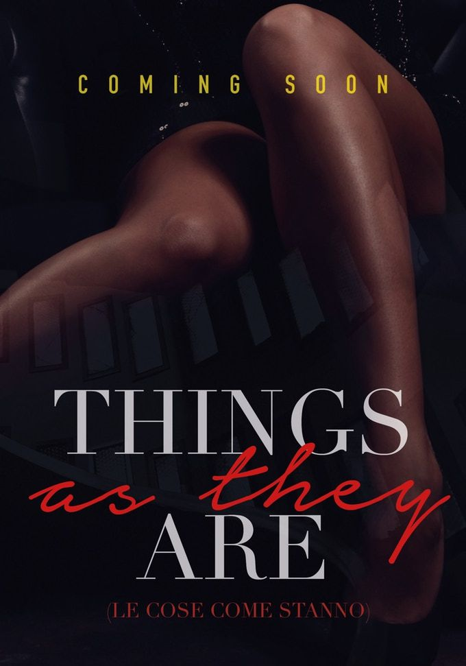'Things as they are' official poster