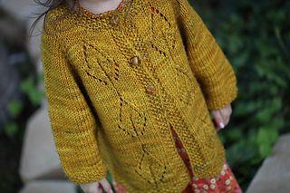 Martinmas sweater